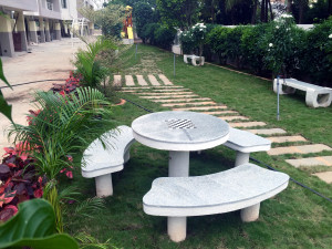 oxygen-towers-rajahmundry-pocket-park-pinic-table-chessboard